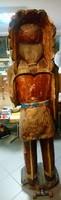 Indián fa szobor  dekoráció 300.000 forint