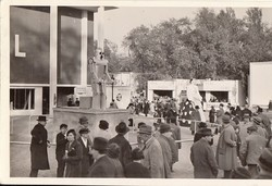 MAGYAR Budpesti Nemzetközi Vásár BNV 1937  RK