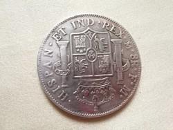 Mexikói gyarmati ezüst érme