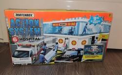 Matchbox 1995 Action System Hospital Szett