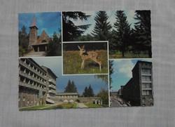 Régi képeslap 2.: Galyatető (Magyarország)