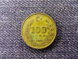 Törökország 100 Líra 1989 / id 16548/