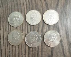 6db Ezüst 200 Forint Deák Ferenc 1994