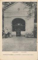 Zugliget BP. Disznófő vendéglő 1929