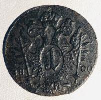1 Kreutzer 1800 A - Osztrák Habsburg krajcár Kreuzer Bécs/ Wien /ERM007/