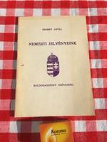 Endrey Antal - Nemzeti jelvényeink Boldogasszony Szövetség