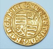 Albert aranyforint K-L 1437-1439 RR