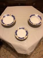 Zsolnay Maria Antoinett étkészlet 3x6 db tányérja-szép állapotban!