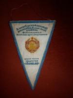 Régi szovjet zászló