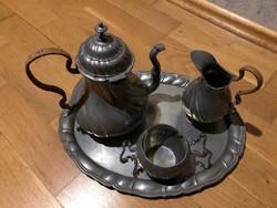 Jelzett Ón Teás / Kávés készlet