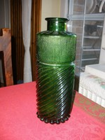 Antik üveg, váza