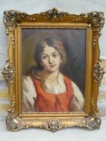Bendéné Kovacsev Friderika (1891-1975)