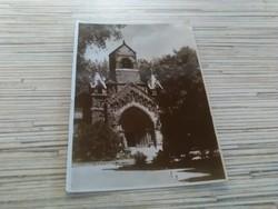 Régi képeslap Budapest Jáki kápolna.