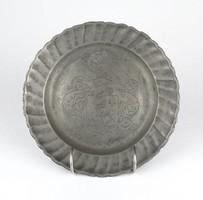 0Z152 Antik Elischer de Thurzóbánya óntányér 21 cm
