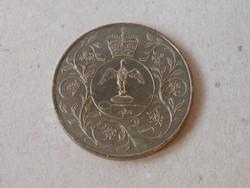 KK663 1977 25 pence Anglia