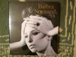 Barbra Streisand életrajzi könyv, ÚJ, fóliás!
