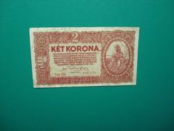 2 korona 1920