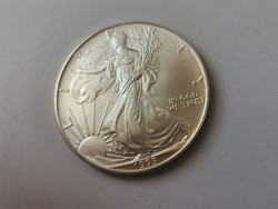 1993 USA ezüst sas ezüst 31,1 gramm 0,999