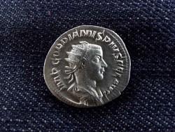 III. Gordianus ezüst Antoninianus LAETITIA AVG N 241-243 / id 6082/