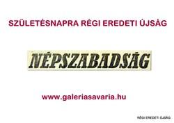1973.05.05  /  NÉPSZABADSÁG  /  Szs.:  11898