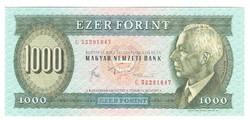 """1000 forint 1983 """"C"""" 3. UNC"""