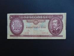 100 forint 1984 B 537