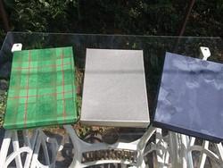 Új-Díszdoboz-csomagoló doboz 20,5x14,5x3 cm