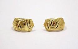 Arany fülbevaló (ZAL-Au84520)