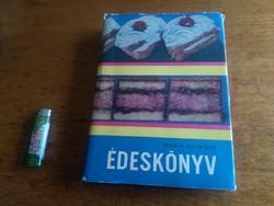 Édeskönyv 1965 Maria Hajkova