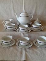Thun teás és süteményes készlet 6-6 db