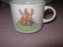 Nyuszis  bögre csésze