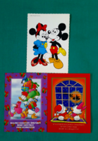 Walt Disney képeslapok,mesefigurák