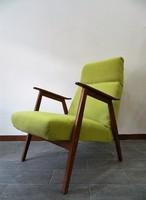 Restaurált retro / mid century design fotel