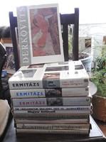 Festészeti könyvek - Corvina