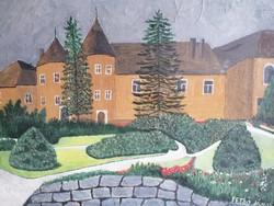 Pethő János festmény