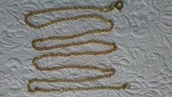 9 K sárga arany nyaklánc
