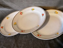 Zsolnai tányérok