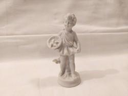 Gyönyörű antik Francia biszkvit porcelán!