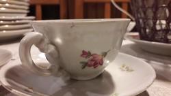Zsolnai mokkás csészék