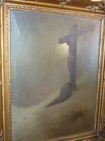 Sidelszki - Krisztus a kereszten