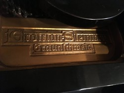Grotrian-Steinweg, Braunschweig 185, grand piano, nagyméretű versenyzongora