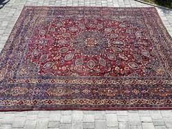 450x350 Antik Patina Tabriz perzsaszőnyeg