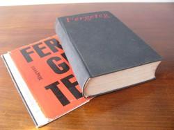 Fergeteg - novellák, antológia
