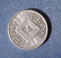 1/2 schilling 1926