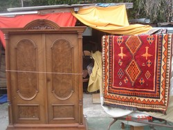 Antik, restaurálandó, szekrény