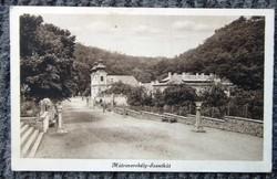 Régi képeslap Mátraverebély-Szentkút 1941.