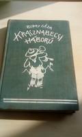 Cserkész irodalom (A Krasznabecsi háború)