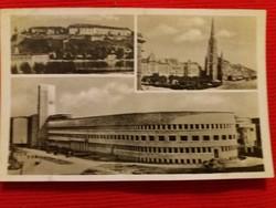 Antik fotó képeslap ÚJVIDÉK a képek szerint