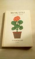 1954-es kiadású Muskátli 97 magyar népdal!