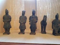 A Xian terrakotta hadsereg